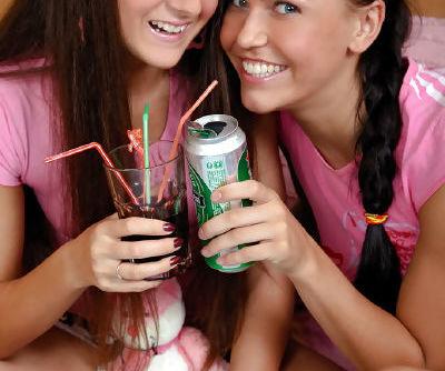 Brunette teens Vera and Eva Smolina are fond of hard lesbian anal sex games
