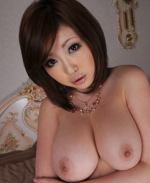 Beautiful big tit Asian