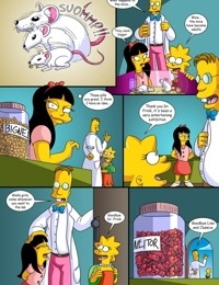 Simpsons- Treehouse of Horror 3
