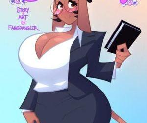 TheFZA- Wonderful Cow Teacher Gloria