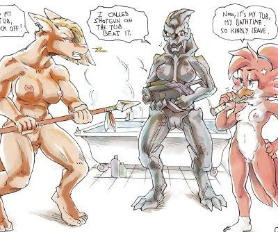 Furry Fight Chronicles - part 6