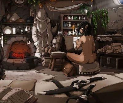 Patreon Art Gallery - part 6