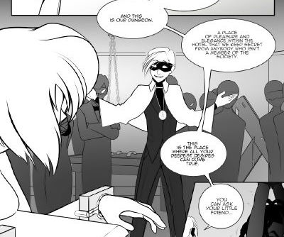 The Fetish Palace 05 - Double Interrogation