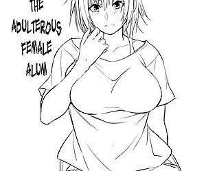 Nekura Megane ♀ - The Creepy Glasses Girl - part 4