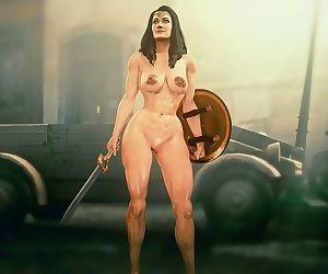 Diana Bruce BMWW WonderBat - Injustice/Injustice2/Arkham/DC - part 5