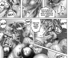 Seijuu Shoujo Sen Vaginass Kanzenban - Sexbeast Fight Vaginass - part 5