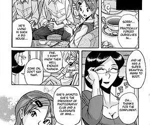 Nympho Maman Boshi Soukan - Mama no Shikyuu wa Boku no Mono Ch. 1-10 - part 11