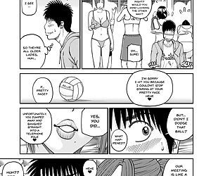 Momojiri Danchi Mama-san Volley Doukoukai - Moms Volley Ball - Momojiri District Mature Womens Volleyball Club Ch.1-3