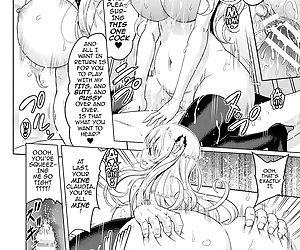 Erona ~Orc no Inmon ni Okasareta Onna Kishi no Matsuro~ - Erona ~The Fall of a Beautiful Knight Cursed with the Lewd Mark of an Orc~ Ch. 1-6 - part 5