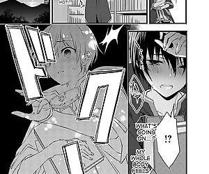 Nyotaika shita Boku o Kishi-sama-tachi ga Nerattemasu -Otoko ni Modoru tame ni wa Dakareru shika Arimasen!- 1