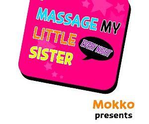I Massage My Sister Every Night Ch 1-38 - part 12
