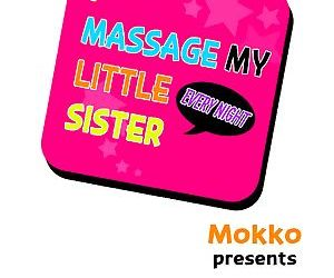 I Massage My Sister Every Night Ch 1-38 - part 6