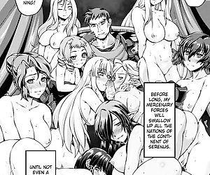 Kuroinu ~Kedakaki Seijo wa Hakudaku ni Somaru~ THE COMIC - part 10
