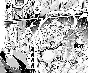 Kuroinu ~Kedakaki Seijo wa Hakudaku ni Somaru~ THE COMIC - part 8