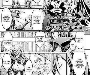 Kuroinu ~Kedakaki Seijo wa Hakudaku ni Somaru~ THE COMIC