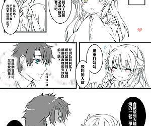 Fate Series Short Comics - Fate系列短篇漫畫 No.1~750 - part 17