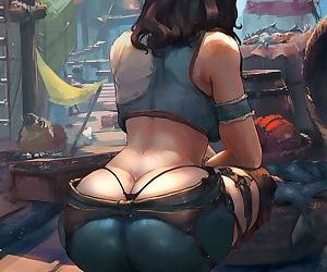 Artist Galleries ::: Cutesexyrobutts - part 21