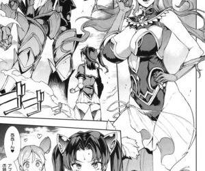 Raikou Shinki Igis Magia -PANDRA saga 3rd ignition- - part 2