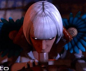 Kaisto 3D animations - part 2