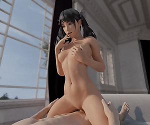 Elferans 3D animations