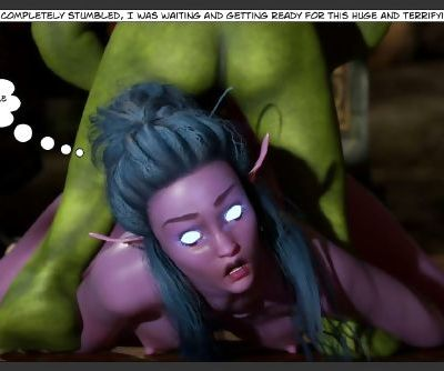 Tyrande in Trouble - Part 2 - part 4