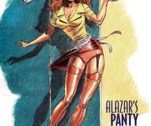 Alazar Panty Peeks