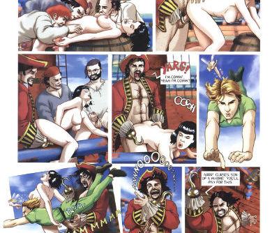 Western erotic- Peter's Last Adventure