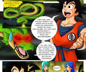 Hentai-Manga- Dragon Ball X