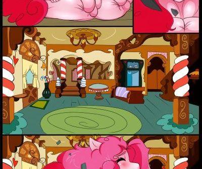 GiantessFurry- Self-Rising Pinkie