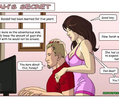 Hot Wife Comics- Sarah's Secret