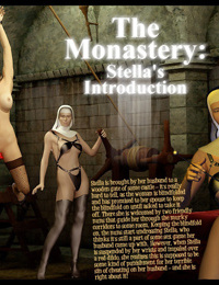 3dBDSMdungeon- The Monastery – Stella's Introduction