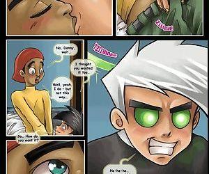 Just Cartoon Dick- Danny Phantom