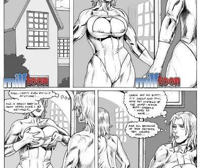 Milftoon- Family Power