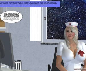 Naughty Nurse Saga- New Guard #6