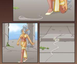 DrawnToBondage- The Tantric Doujin