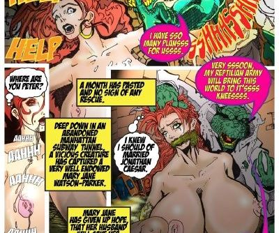 Slutty Adventures of Mary Jane