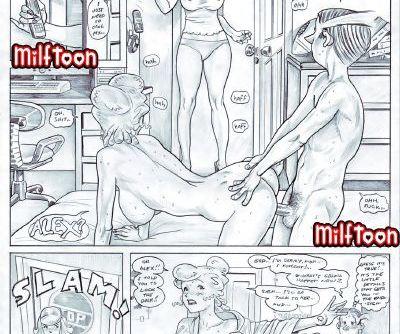 Milftoon – Pandora Box- Blondie