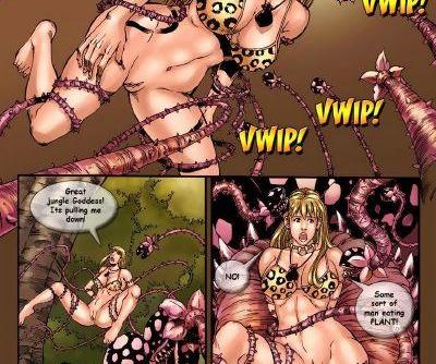 Jungle Babe-Curse of the Ganji Flower