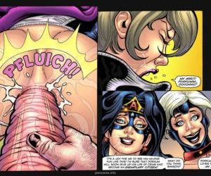 Superheroine- What Super girls Likes Most