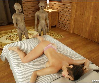 Blackadder- Monster Sex 07