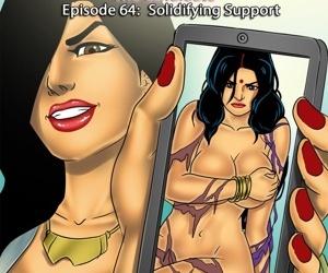 Savita Bhabhi 64- Solidifying Support