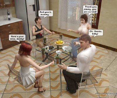 FamilyFancy- Spice up the family dinner