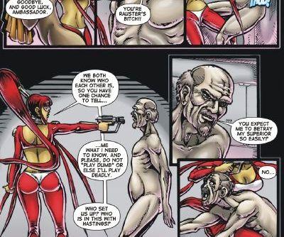 Alien Huntress 11-15