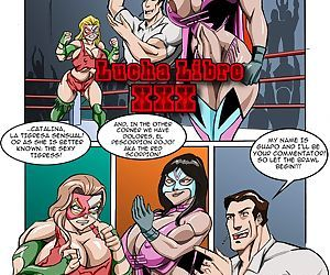 MonsterBabeCentral- Lucha Libro XXX Fight