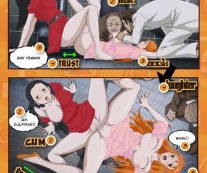 Hentai- Nami & Robin Loose virginity