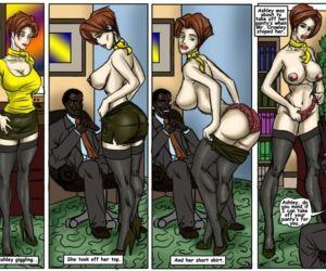 IllustratedInterracial- Heavy Cummers