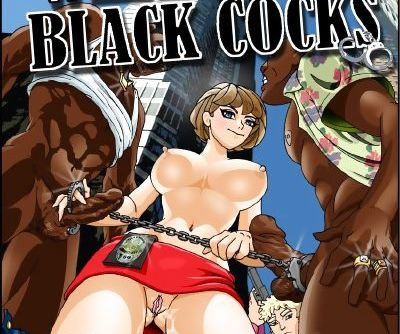 BlacknWhite- White Cops Black Cocks 2