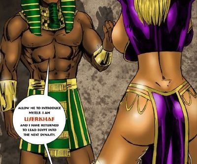9SuperHeroine- Sahara 2 The Mummy