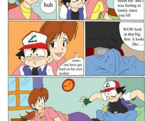 Pokemon-Mom Son Sex