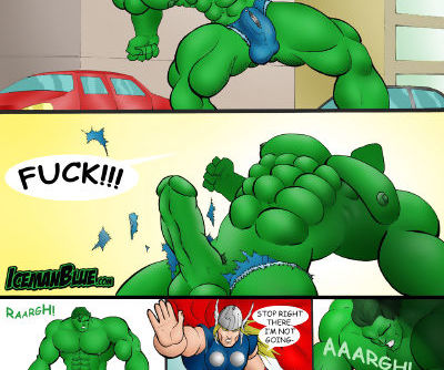 - Hulk in Heat